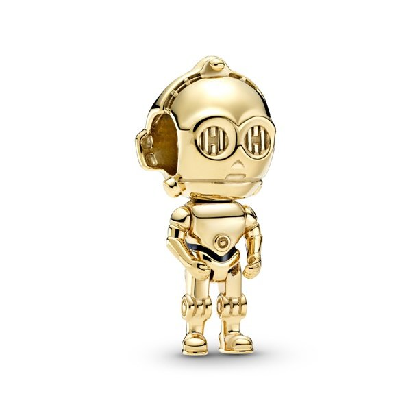 Pandora Талисман C3PO