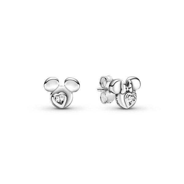 Pandora Обеци Disney романтика