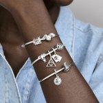Pandora Талисман висулка Трите дара