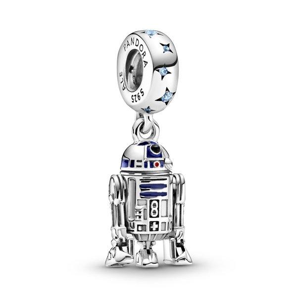 Pandora Талисман висулка R2D2