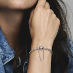 Pandora Осигурителна верижка Любими моменти