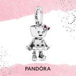 Pandora Висулка Белла Бот рок звезда